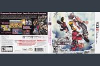 Kingdom Hearts 3D Dream Drop Distance - Nintendo 3DS | VideoGameX
