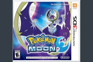 Pokémon Moon [Brand New]