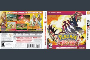 Pokémon Omega Ruby [Brand New]