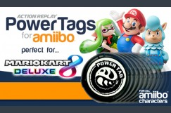 Action Replay PowerTag for Amiibo - Wii U | VideoGameX