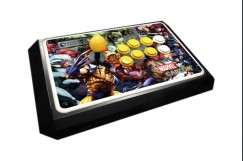PlayStation 3 Marvel vs. Capcom Arcade Stick [Tournament Edition]