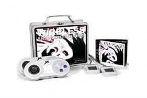 Super Nintendo SNES 2.4GHz Wireless Controllers [Limited Edition]