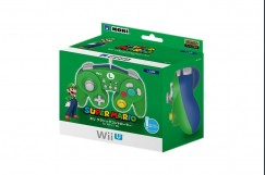Wii / Wii U Battle Pad (Luigi) [Japan Edition] - Wii U | VideoGameX