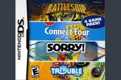 Battleship/Connect Four/Sorry!/Trouble - Nintendo DS | VideoGameX