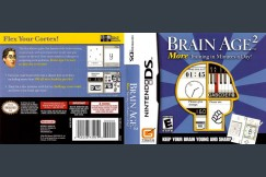 Brain Age 2: More Training in Minutes a Day! - Nintendo DS | VideoGameX