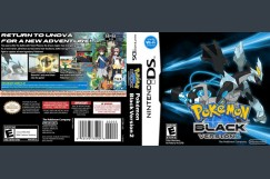 Pokémon Black Version 2 [Brand New]