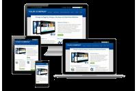 3 Page Business Website Design Service - Merchandise   VideoGameX