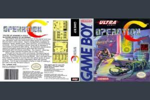 Operation C Game Boy B&W