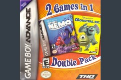 2 Games In 1: Finding Nemo + Monsters, Inc.