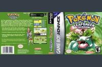 Pokémon LeafGreen Version - Game Boy Advance | VideoGameX