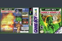Army Men: Sarge's Heroes 2 - Game Boy Color   VideoGameX