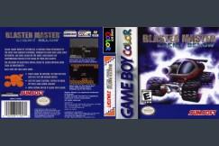 Blaster Master: Enemy Below - Game Boy Color   VideoGameX