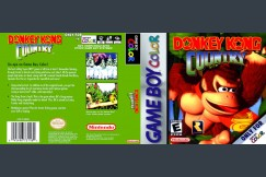 Donkey Kong Country - Game Boy Color   VideoGameX