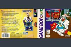 Earthworm Jim: Menace 2 the Galaxy - Game Boy Color   VideoGameX