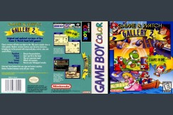 Game & Watch Gallery 2 - Game Boy Color   VideoGameX
