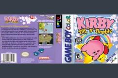 Kirby Tilt 'n' Tumble - Game Boy Color   VideoGameX