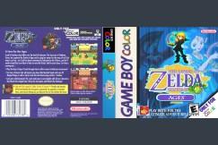 Legend of Zelda: Oracle of Ages - Game Boy Color   VideoGameX