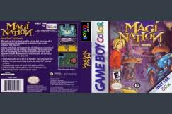 Magi Nation - Game Boy Color   VideoGameX