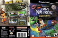 Jimmy Neutron Boy Genius - Gamecube | VideoGameX
