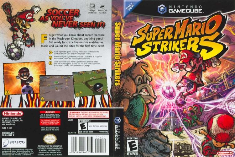 Super Mario Strikers - Gamecube | VideoGameX
