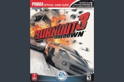 Burnout 3: Takedown Strategy Guide - Guides | VideoGameX