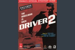 Driver 2 Strategy Guide - Guides | VideoGameX