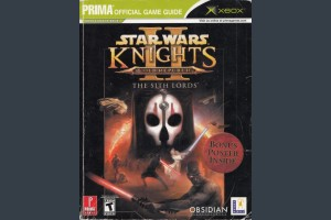 Star Wars: Knights of the Old Republic II Strategy Guide - Guides | VideoGameX