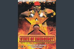 State of Emergency Guide - Strategy Guides | VideoGameX