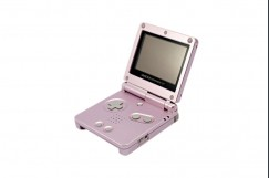 Game Boy Advance SP System [Backlit] - Game Boy Advance | VideoGameX