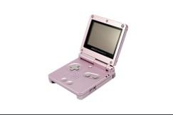 Game Boy Advance SP System [Backlit] [Pink] - Game Boy   VideoGameX