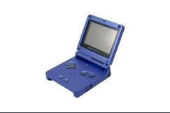 Game Boy Advance SP System [Frontlit] [Blue] - Game Boy   VideoGameX