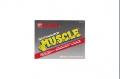 Tag Team Match: MUSCLE Nintendo Instruction Manual - Manuals | VideoGameX