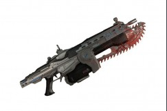 Gears of War 2 Lancer [Limited Edition] - XBOX 360 | VideoGameX