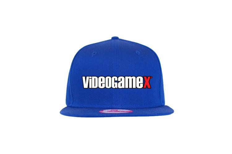 VideoGameX 9FIFTY Snapback Hat [Blue Edition] - Merchandise   VideoGameX
