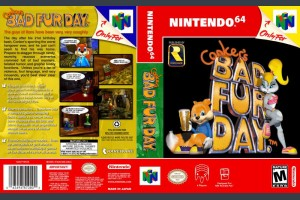 Conker's Bad Fur Day Nintendo 64