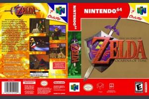 Legend of Zelda, The: Ocarina of Time Nintendo 64