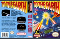 To the Earth - Nintendo NES | VideoGameX