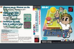 Pocket Tennis Color [UK Edition] [Complete]