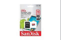 SanDisk microSD Class 10 UHS-1 Memory Card [16GB] Test