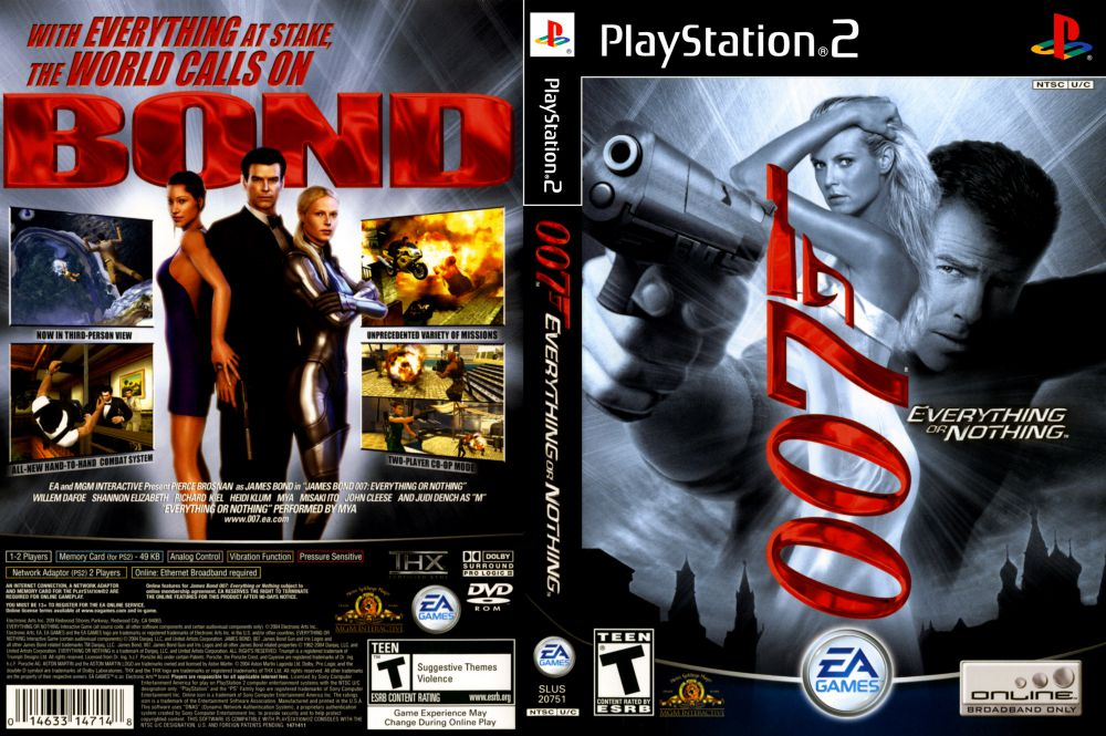 007: Everything or Nothing - P...