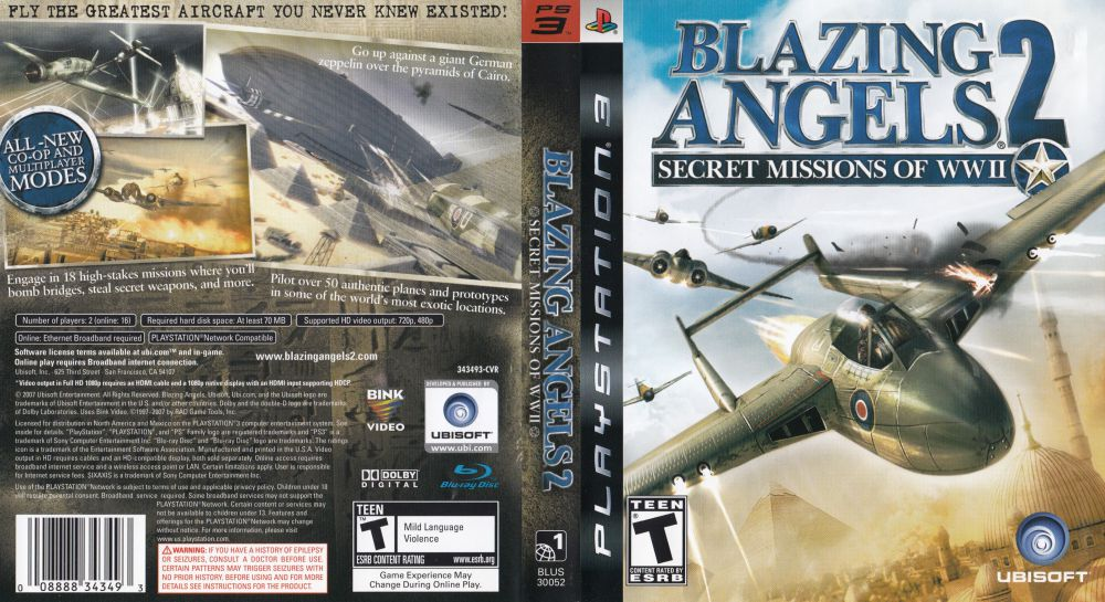blazing angels 2 game review