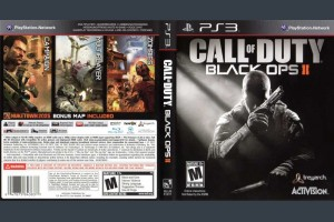 Call of Duty: Black Ops II - PlayStation 3 | VideoGameX