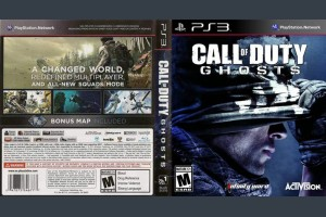 Call of Duty: Ghosts - PlayStation 3 | VideoGameX