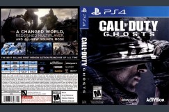 Call of Duty: Ghosts - PlayStation 4 | VideoGameX