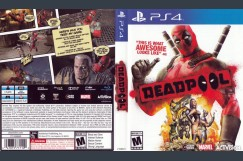 Deadpool - PlayStation 4 | VideoGameX