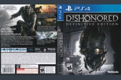 Dishonored: Definitive Edition - PlayStation 4 | VideoGameX