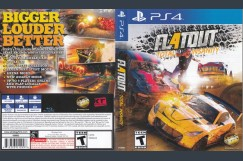 FlatOut 4: Total Insanity - PlayStation 4 | VideoGameX