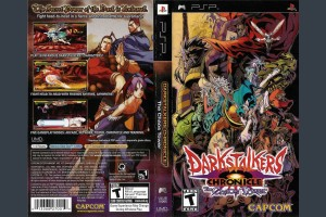 Darkstalkers Chronicle: The Chaos Tower - PSP | VideoGameX
