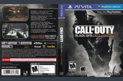 Call of Duty: Black Ops Declassified - PS Vita | VideoGameX
