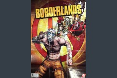 Borderlands: Game of the Year Poster / Map